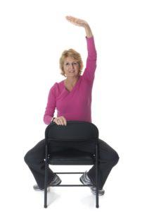 Chair Yoga Live with Yoga Judi!