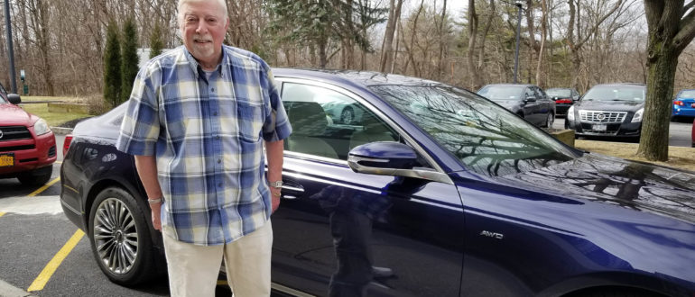 Arthur Kline - Project 5 Volunteer Driver for 12 Years